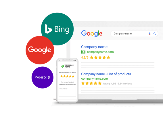 Google™ Bewertungen