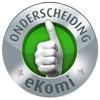 Ekomi Websitebeoordeling - Zeer goed | SolarPowerSupply