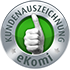 Externer Link zur Bewertung der Volksbank Karlsruhe eG bei Ekomi
